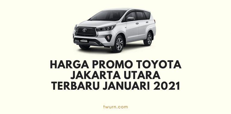 Promo Toyota Jakarta Utara