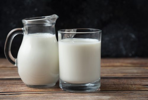 fungsi susu sebelum kita tidur